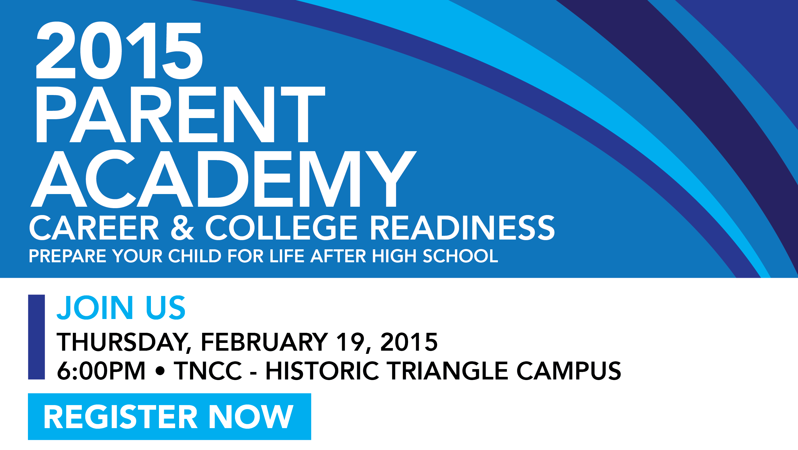 Parent Academy: College & Career Readiness