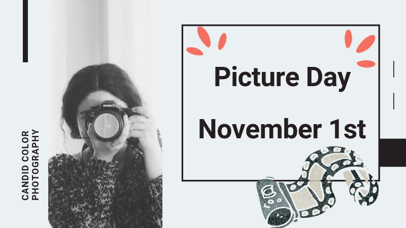 Picture Day - November 1, 2019