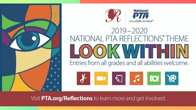 PTA Reflections Contest - Click on picture for more information