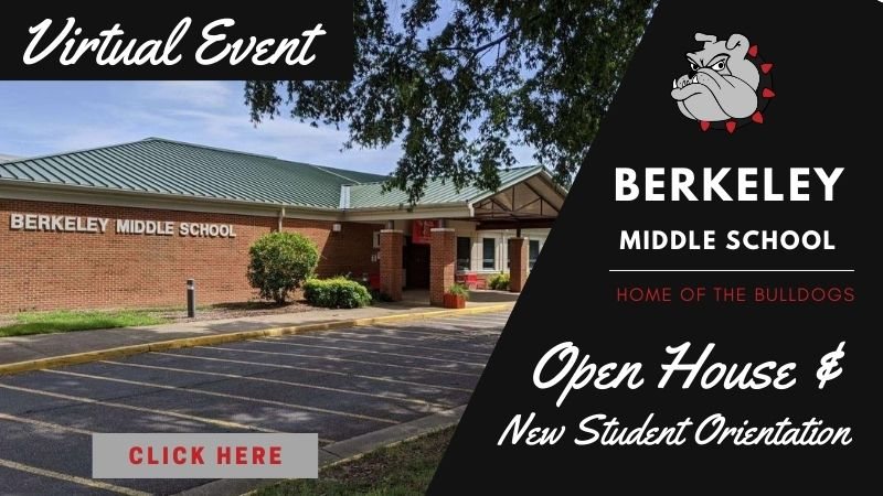 Click here to view Open House and New Student Orientation