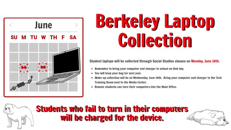 Berkeley Laptop Distribution