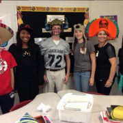 Spanish 2 hat day 2