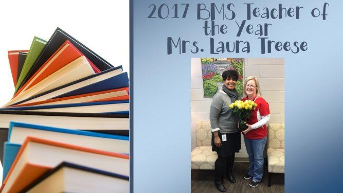 2017 BMS Teacher of the Year