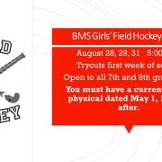 Field Hockey Camp 2017