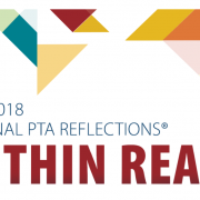 Picture of PTA Reflections logo - Theme is Within Reach