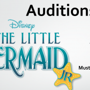 The Little Mermaid Jr. Auditions