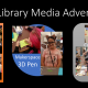 Library Media Adventures - Picture of Book Tasting, Hour of Code, 3D pen, and Community Service Project