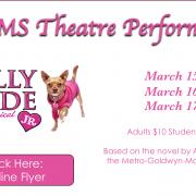 BMS Presents Theatre Performance Legally Blonde Jr.
