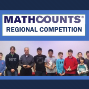 MathCounts 5th Place Regional