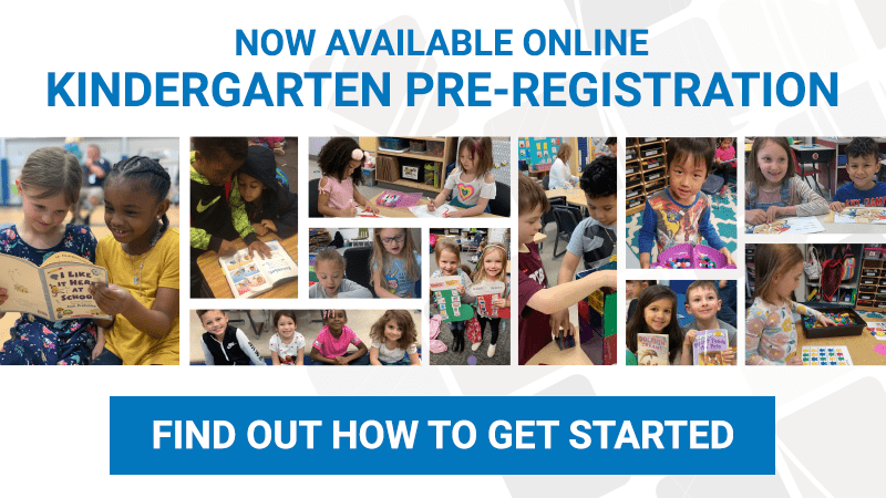 Online Kindergarten Pre-Registration
