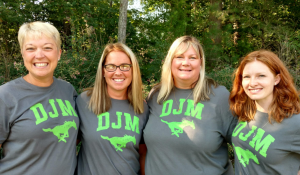 Third Grade Team Picture; Mrs. Donovan, Mrs. Korabek, Mr.s Guiseppi, Mrs. Dovel