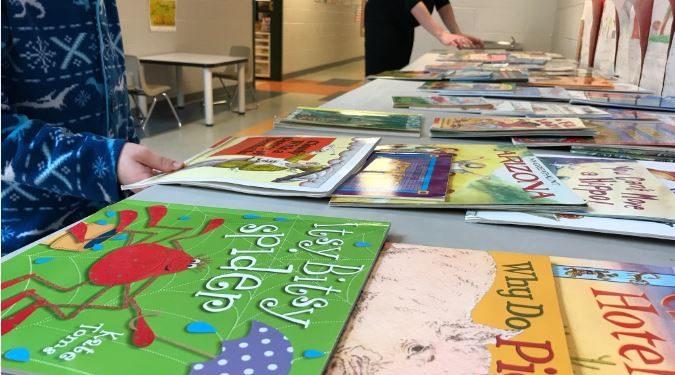 1st Grade Book Exchange