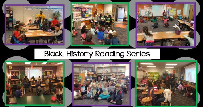Black History Reading Series comes to DJM