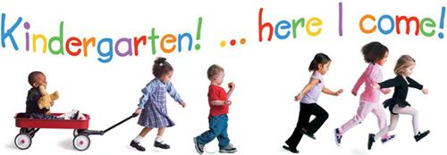 Kindergarten Registration May 3rd