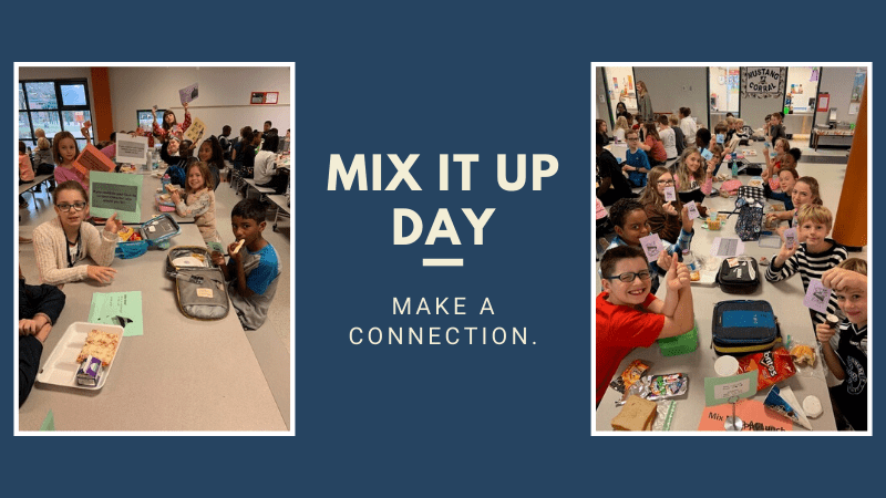 Mix It Up Day