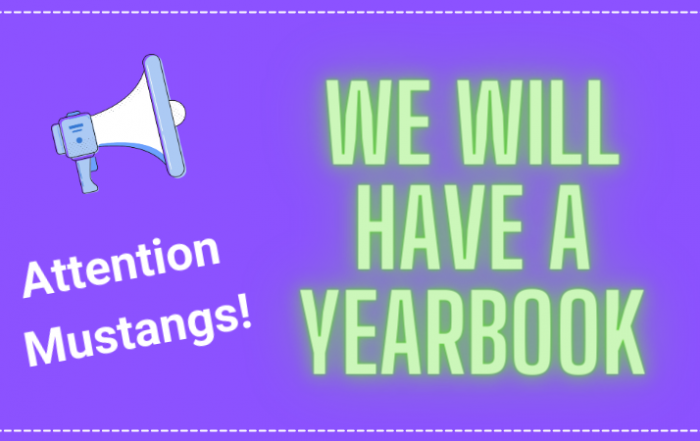 We will have a yearbook