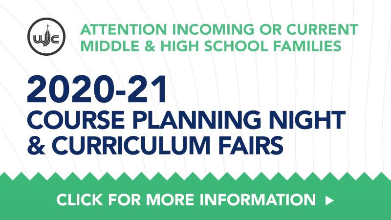 Course Planning Night & Curriculum Fairs