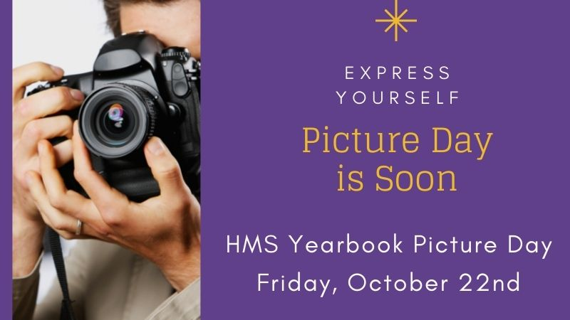 Picture day is Oct. 22