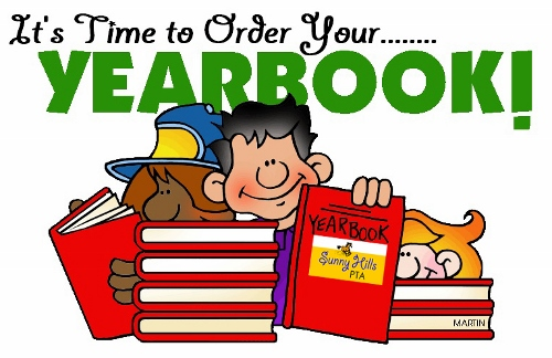 time to order a yearbook hornsby middle school rh wjccschools org Funny Yearbook Clip Art Yearbook Theme Clip Art