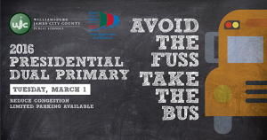 Avoid The Fuss Take The Bus