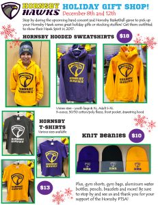 Hornsby Spiritwear Holiday