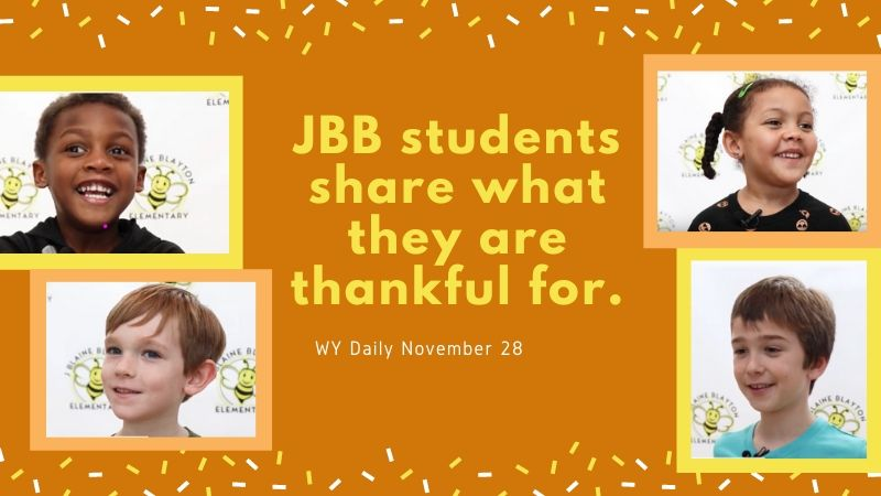 WD Daily article about JBB students