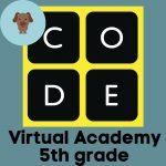 5th grade Virtual Academy Code link