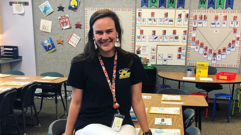 Mrs. Wise- JBB 3rd Grade Teacher