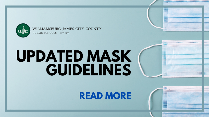 Updated Mask Guidelines