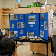 Ranger Gresham visits science classes