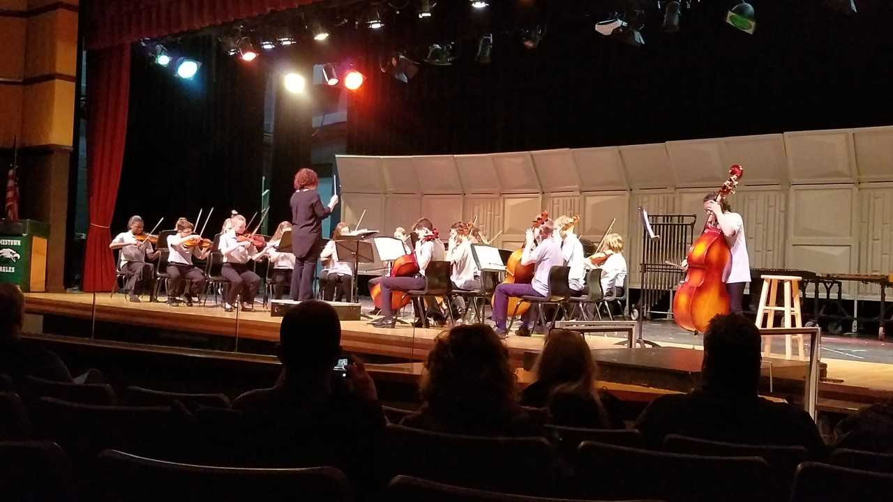 Orchestra Assessment