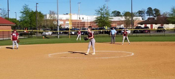 softball vs Page