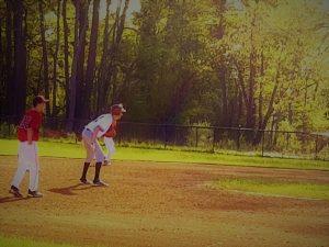 baseball vs Page