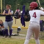 Softball vs Hornsby April 25