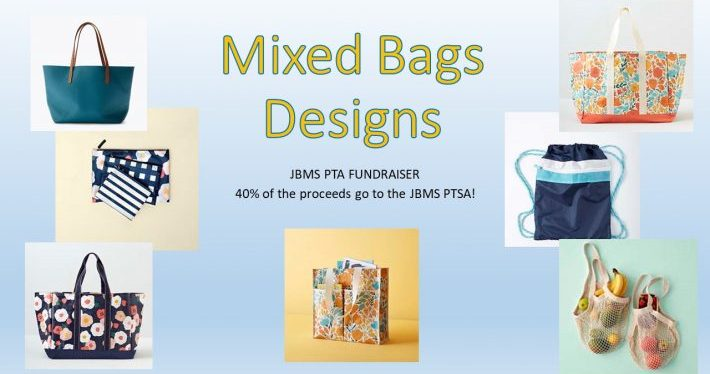 Mixed Bags Designs Fundraiser