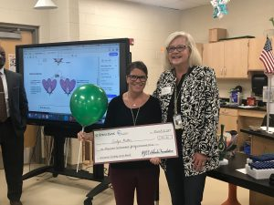 Science Grant Award
