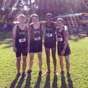 JHS X Country team