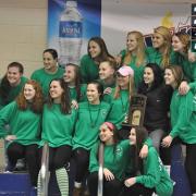 Girls Swim State