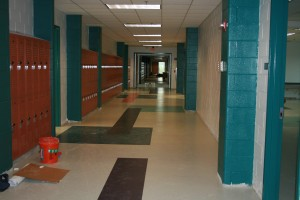 SS and WL Hallway