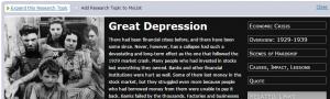 elibrary depression