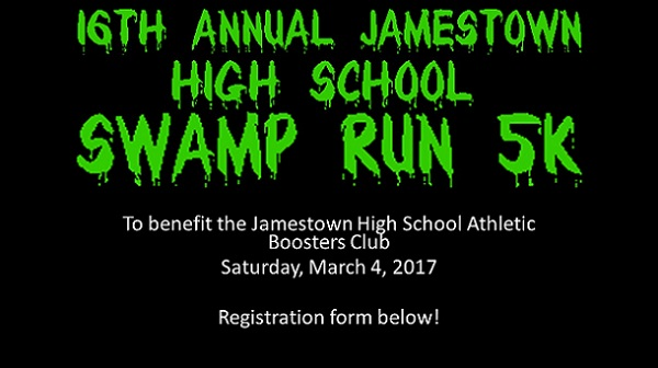Swamp run 2017