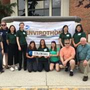 JHS Team Dominion Virginia Envirothon VA State U. 5.21-22.2017
