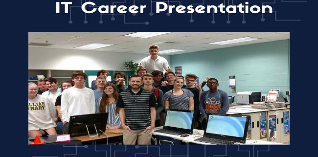 IT presentation to CIS class