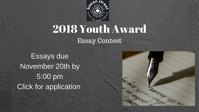 2018 Youth Award Essay Contest