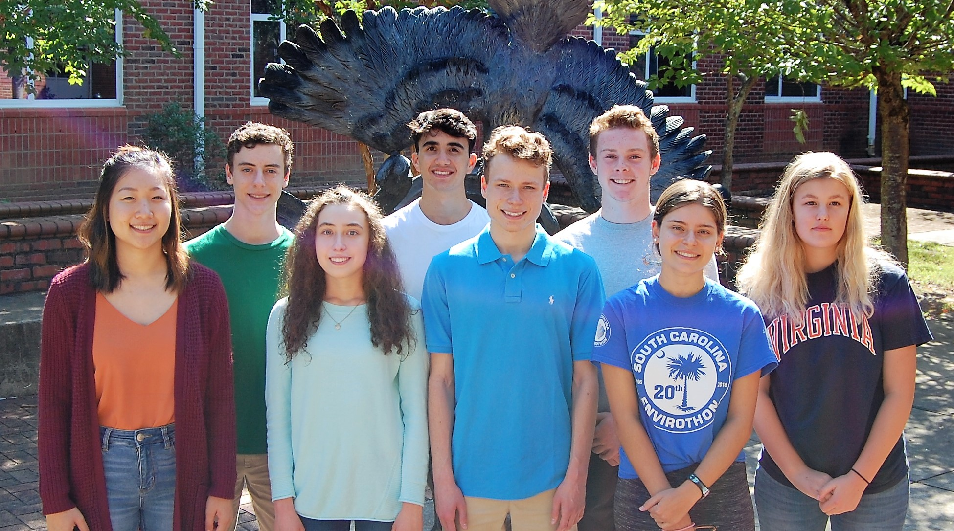 National Merit Commended Students and Semifinalists – Jamestown