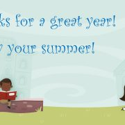 Thanks for a great year!
