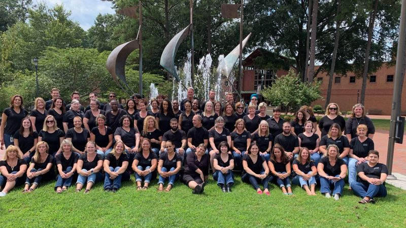 James River Staff 2019