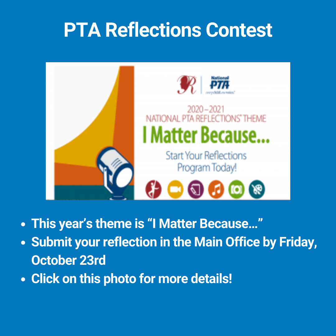 Reflections contest