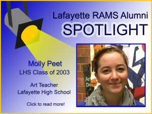 Picture of Molly Peet, Class of 2003