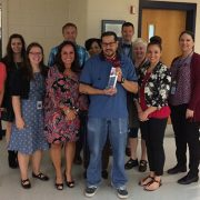 Walter Rios- September Employee of the Month